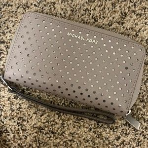 Zip around Michael Kors wallet